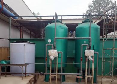 30吨软化水设备