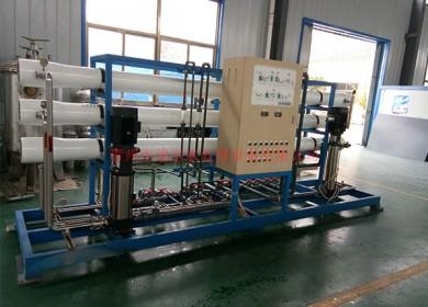 4-6吨双级反渗透,进口电机、进口膜